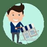 Synergee accompagne tous les types de commerce en réseau dont les centrales d'achat.