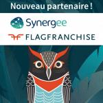 FlagFranchise, nouveau partenaire Synergee
