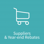 Suppliers & Year-end Rebates Synergee
