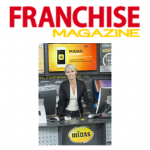 Franchise Magazine - Interview Isabelle Mirocha (Midas)