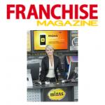 Franchise Magazine - Interview Isabelle Mirocha (Midas)