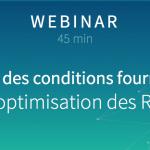 Webinar 18/01/2018 Gestion des conditions fournisseurs & optimisation des RFA