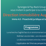 Direction Immobilière Augmentée - Synergee x Pay Back Group