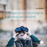 Recrutement alternant marketing