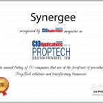 Proptech Cio Applications Europe Award